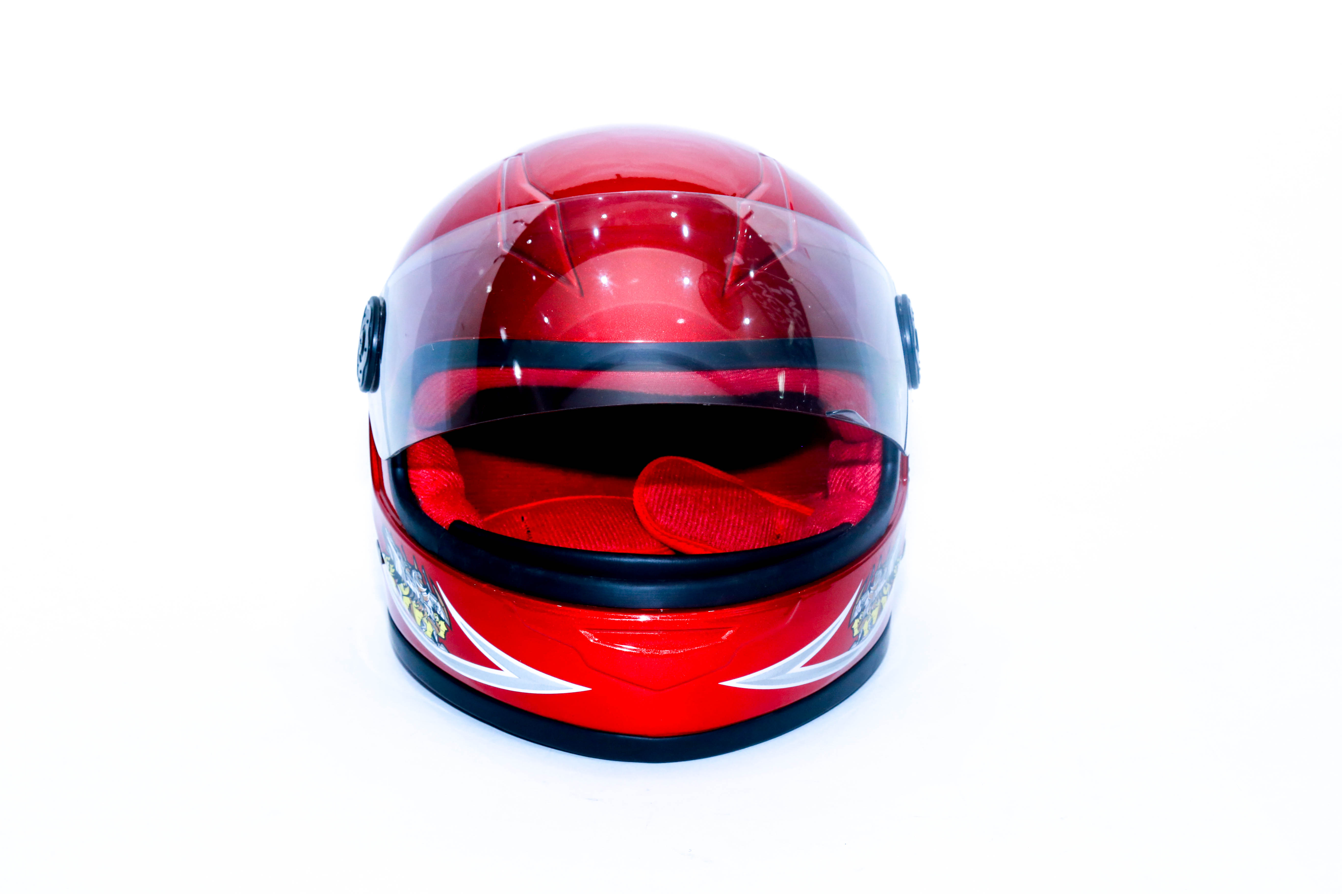 Helmet KID MRC (Red)