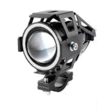 Fog Light With Metal Housing W Ring