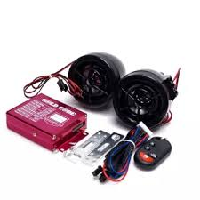MP3 Sound System For Motorcycle & Scooter
