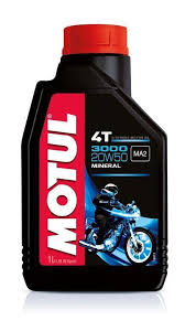 Engine Oil 20W50 3000 (1 Liter) Motul