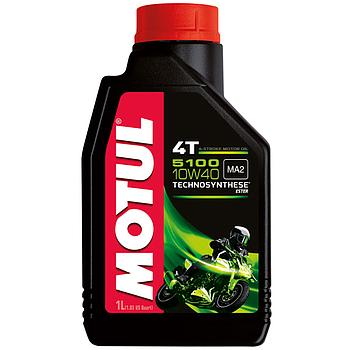 Engine Oil 10W40 5100 (1 Liter) Motul