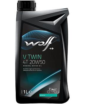 Engine Oil 20W50 Wolf (1 Liter)